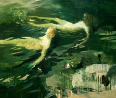Lars Elling Lucian Freud, Painting Inspiration, Art Inspo, Blue Is The Warmest Colour, Sunset Landscape, Scandinavian Art, True Art, Religious Art, Figure Painting