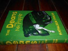 Buy Kathleen  FIDLER - THE DEANS & MR POPPLE - DEANS BOOK  1960 1st  rare Lutterworh Press illust  hardfor R35.00