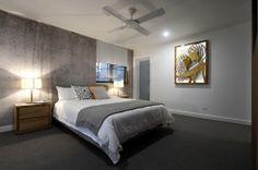 The Block - Concrete wallpaper