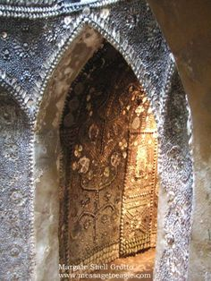 Amazing Margate Shell Grotto - Kent's Greatest Mystery - MessageToEagle.com