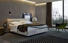 POLIFORM: PRODUCTS Jacqueline bed, by Jean-Marie Massaud: a fabric bed with a very trendy ... http://www.davincilifestyle.com/poliform-productsjacqueline-bed-by-jean-marie-massaud-a-fabric-bed-with-a-very-trendy/   PRODUCTS Jacqueline bed, by Jean-Marie Massaud: a fabric bed with a very trendy styling. A mixture of soft upholstery and exclusive tailoring details. #poliform #jeanmariemassaud #design #madeinitaly    [ACCESS POLIFORM BRAND INFORMATION AND CATALOGUES]