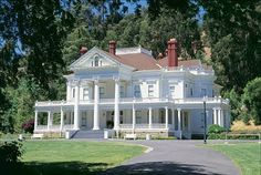 Dunsmuir Hellman Historic Estate. Oakland, California