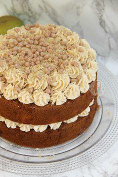 Apple Crumble Cake! - Jane's Patisserie