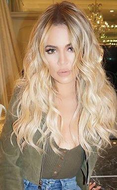 Khloe Kardashian wearing (+) People