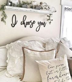 Simple and Ridiculous Ideas: Farmhouse Bedroom Remodel Cabinets small bedroom remodel awesome.Bedroom Remodel Mobile Home master bedroom remodel fixer upper.Bedroom Remodel Mobile Home. Easy Home Decor, Home Decor Bedroom, Bedroom Ideas, Bedroom Colors, Glam Bedroom, Diy Bedroom, Bedroom Furniture, Bedroom Designs, Bedroom Wall