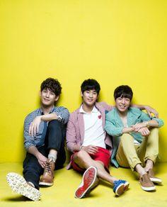 Kim Soo Hyun, Park Ki Woong, & Lee Hyun Woo