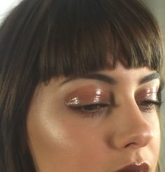 Makeup Brooke Jackson @konichuwahhh_