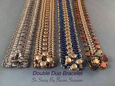 Double Duo Bracelet Tutorial