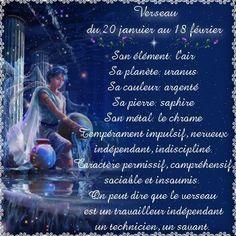 video votre vrai signe astrologique - Page 5 Aquarius Horoscope Dates, Astrology Aquarius, Astrology Signs, Zodiac Signs, Astrological Sign, Cool C, Affirmations, Dating, Messages