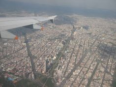 Flying from Mexico City to Poza Rica     Fabulous