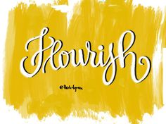 God wants us to prosper and flourish in every area of our lives. #flourish #grow #Jesus #graphicdesign #digitalart #humble #calligraphy #moderncalligraphy #modernscript #wallart #homedecor #officedecor #interiordesign #yellow #sunday #mood #goals #dreambig #prosperity #brushcalligraphy #ipadlettering #flashofgrace #grace #faith