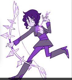 Violet Spinel!