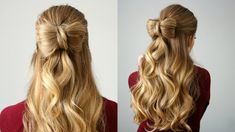 All the lovely hairstyle ideas you want are right on this page! From effortlessly informal to accessorized hair updos we have it all for you to make your hair look gorgeous !! Check now!!