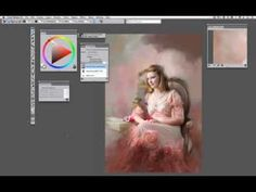 ▶ The New Corel Painter X3 Review - YouTube from Heather the Painter