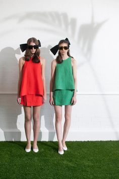 Isa Arfen Spring 2015 Ready-to-Wear - Collection - Gallery - Look 1 - Style.com