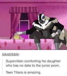 Teen Titans is the BOMB.COM