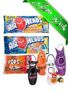**NEW IN STOCK**Happy Trick Or Treat Halloween Pack