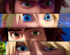 How to Train your Dragon // Hiccup & Astrid