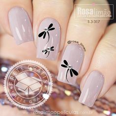 45 types of makeup nails art nailart 58 - nail art Fancy Nails, Cute Nails, Pretty Nails, Spring Nail Art, Spring Nails, Perfect Nails, Gorgeous Nails, Hair And Nails, My Nails