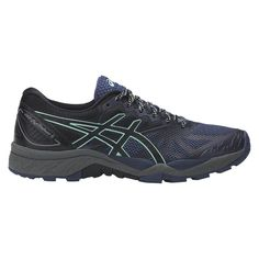 Off-road runners get ready cuz the updated Womens ASICS GEL-FujiTrabuco 6 trail running Trail Shoes, Trail Running Shoes, Running Women, Running Sports, Court Shoes, Trainers, Sneakers, Fitness, Skirts
