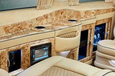 Mercedes V-Klasse Black Crystal von Larte Design