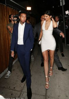 Reunited and it feels so good: That same evening, Kylie and her rapper boyfriend Tyga were...