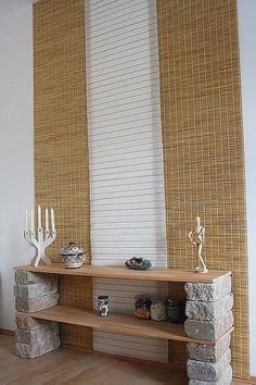 i like these DIY shelves #home