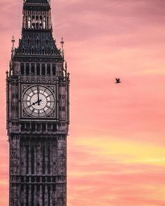Big Ben, Westminster