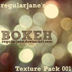 1500 beautiful bokeh design textures FREE download!