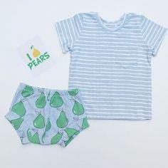 Decidnos la verdad: ¿no creéis que nuestros nuevos diseños son la pera?   #petitropit #modabebe #babystyle #organicclothing #ropabebe #elvelyckandesign