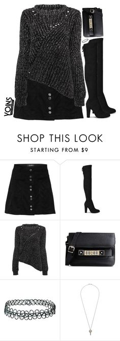 """""""Yoins 1"""" by mihreta-m ❤ liked on Polyvore featuring Proenza Schouler, Topshop and yoins"""