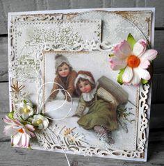 Scrappiness Shabby, Christmas Cards, Wreaths, Frame, Design Cards, Decor, Christmas E Cards, Picture Frame, Decoration