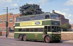 Nottingham Trolleybuses - The Last Years