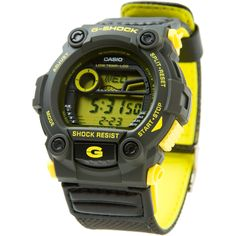 Anybody knows what kinda type this G-Shock is?