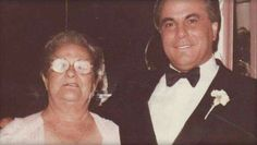 John Gotti and mother