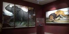 """""""walton ford. musée de la chasse. Paris 2015"""