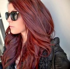 dark-red-brown-hair-color-long-hair-style ,deep reds will be big too (450×441)