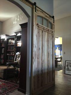 Single Stain Application Sliding Doors Dream House