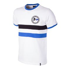The Football Nation Ltd - Arminia Bielefeld 1963 Long Sleeve Retro Away Shirt, £39.99 (http://www.thefootballnation.co.uk/arminia-bielefeld-1963-retro-away-shirt-trikot-by-copa/)