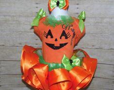 Little Pumpkin ribbon trim tutu Pumpkin baby costume by MommaMays Baby Pumpkin Costume, Pumpkin Tutu, Pumpkin Halloween Costume, Pumpkin Outfit, Pirate Halloween Costumes, Couple Halloween Costumes For Adults, Baby In Pumpkin, Little Pumpkin, Couple Costumes