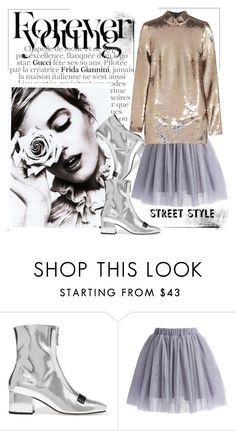 """""""Untitled #1328"""" by hannah353 ❤ liked on Polyvore featuring Gucci, Dorateymur, Chicwish and Tom Ford"""