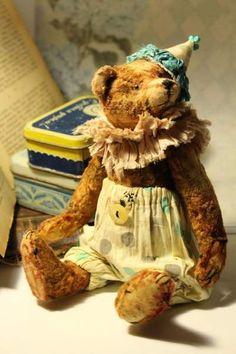 teddy Ricardo by By Elena Karasenko | Bear Pile