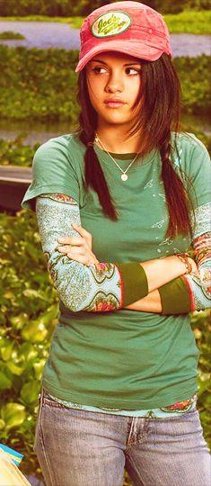 Selena Gomez as Carter Mason