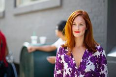 Taylor Tomasi Hill, Day 2 of NYFW