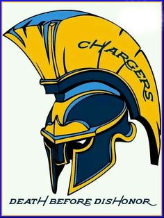 San Diego Chargers / Death Before Dishonor