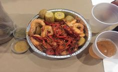 SJU Foodie Takes On Oceanic Boil In Queens