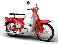 Honda Cub 1967 Model available on Turbo Squid, the world's leading provider of digital models for visualization, films, television, and games. Honda Cycles, Classic Honda Motorcycles, Honda Motorbikes, Honda Scooters, Honda Bikes, Honda Cub, Honda Motors, Custom Street Bikes, Baby Bike