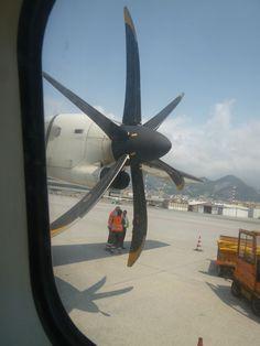 """Air Dolomiti"" Genova→Munich (Luglio)"