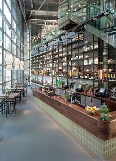 The Drift Bar, Heron Tower, London