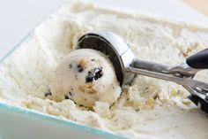No-Churn Ice Cream